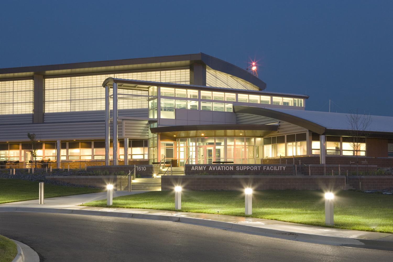 Army Aviation Support Facility Buckley AFB Architizer