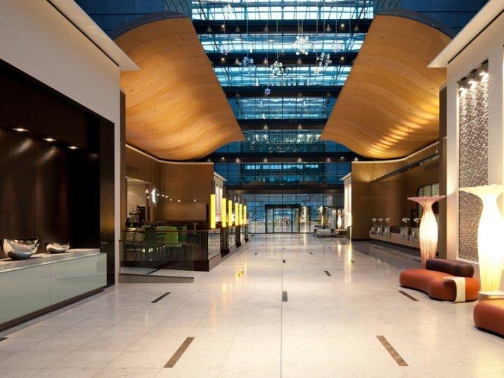 Hilton Hotel Canopy