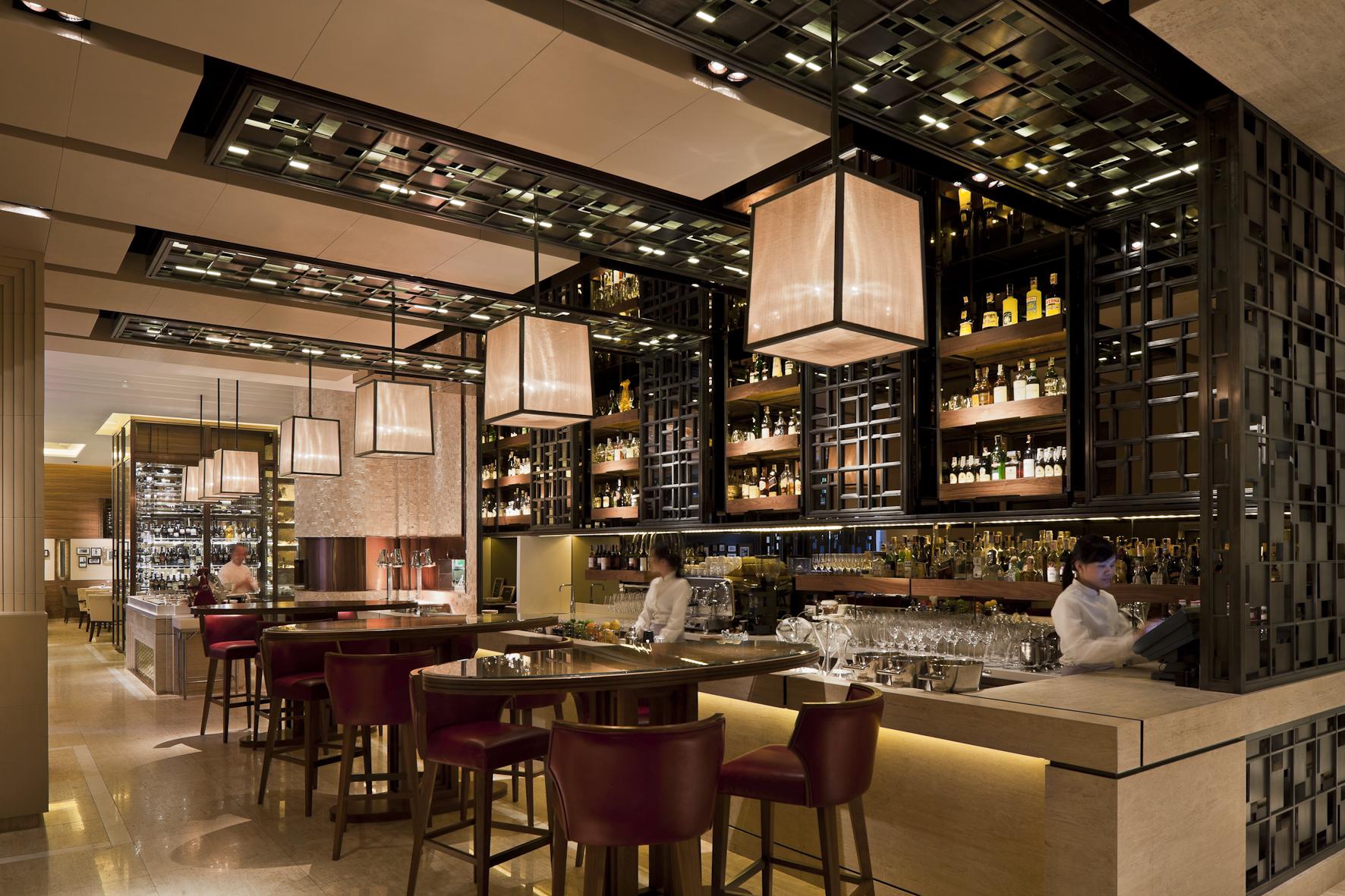 chair design bangkok pottery barn baby cover jojo restaurant st regis hotel architizer