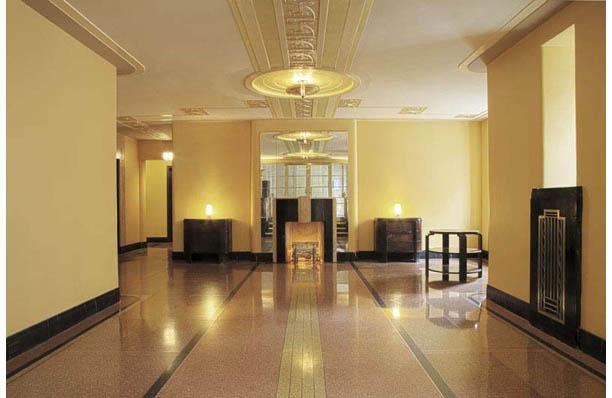 Restoration Of Art Deco Lobby - Architizer