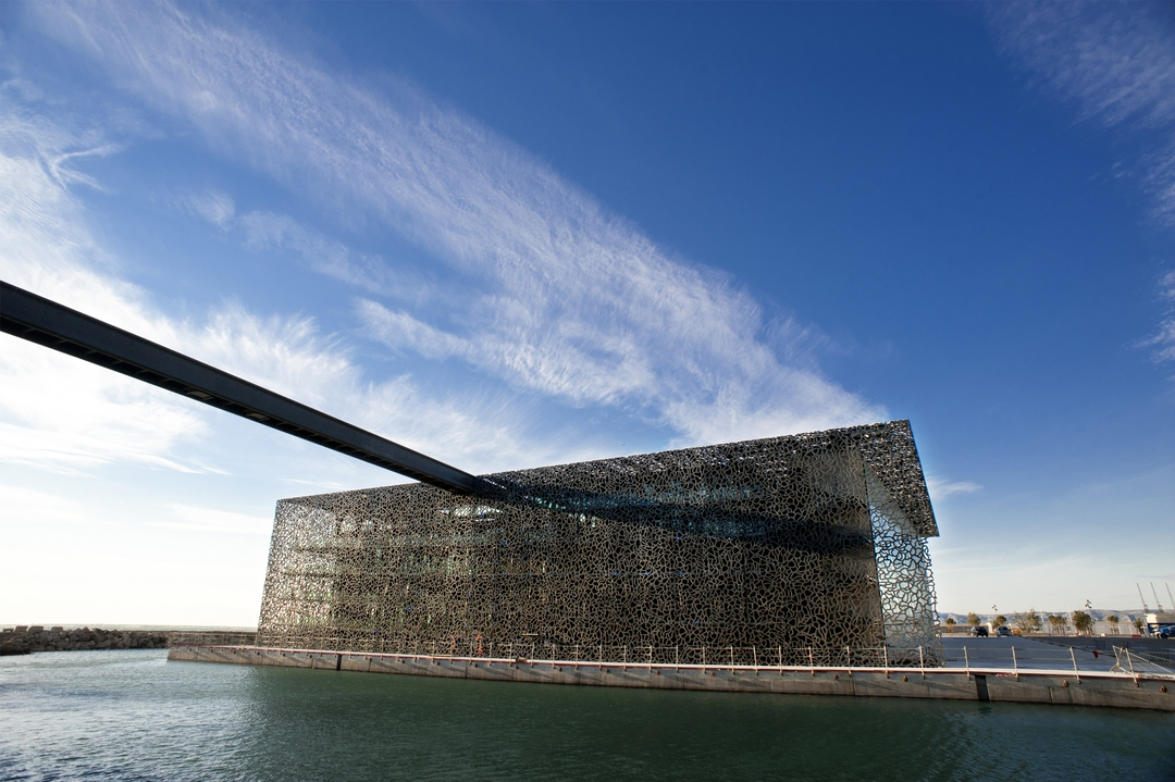 MuCEM (Museum of European and Mediterranean Civilizations)