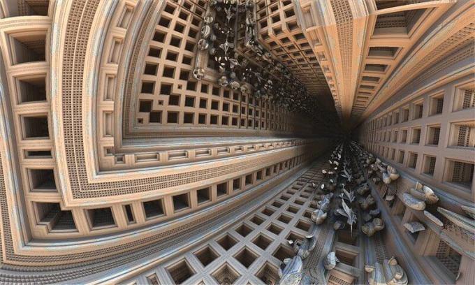 EschersChaos © 2013 by James J. Kiefer