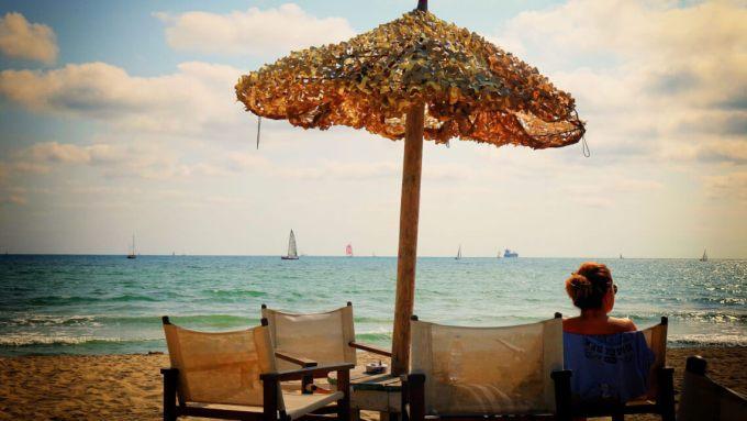 Bulgarien Strand 2016