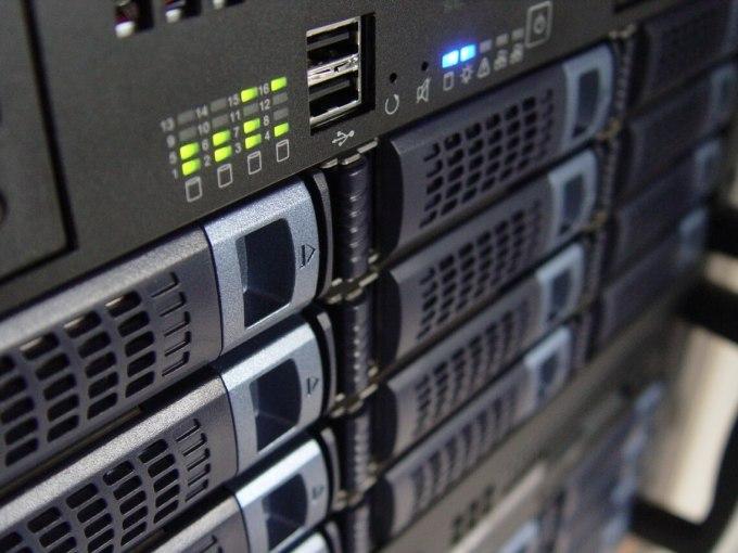 Technologie Server