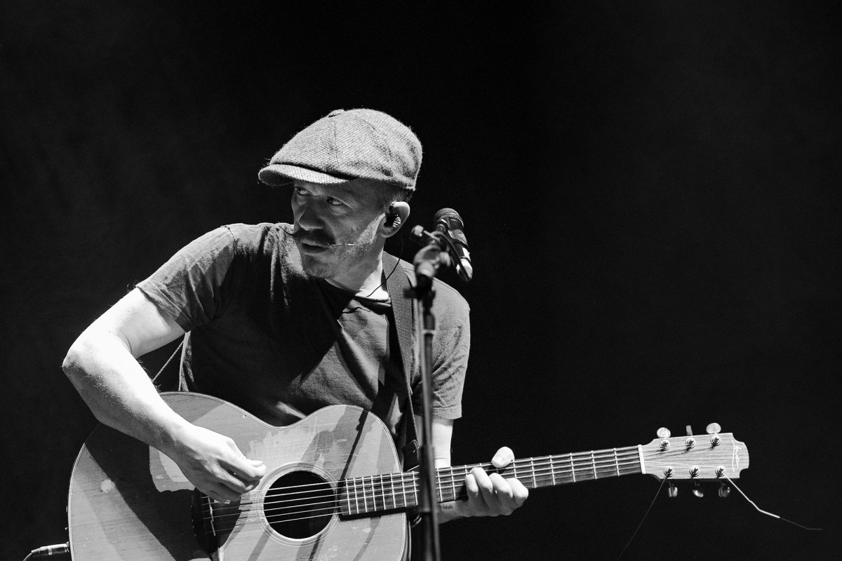 Der irische Singer-Songwriter Foy Vance in Zürich