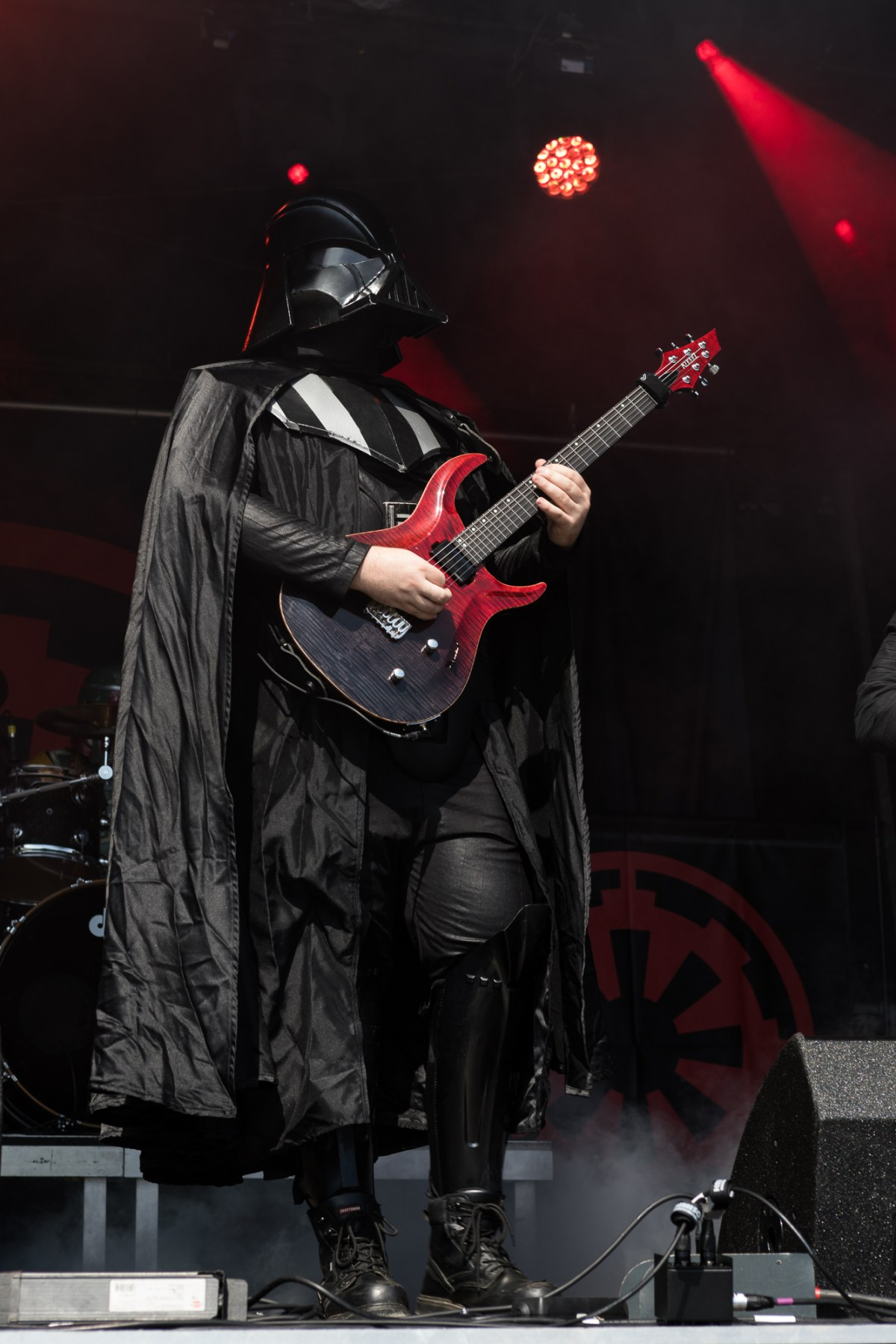 Galactic Empire, Rock The Ring, Hinwil, 20.06.2018(Bild: Michelle Brügger)