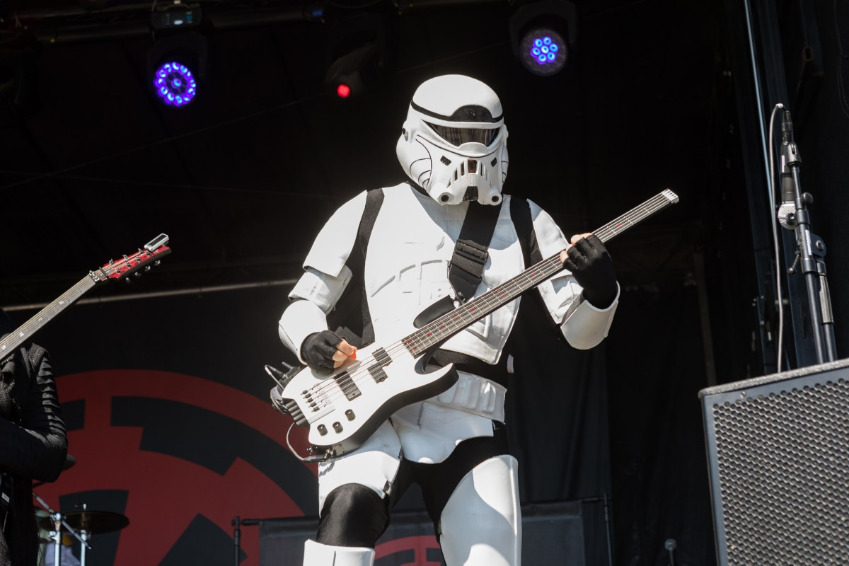 Galactic Empire, Rock The Ring, Hinwil, 20.06.2018