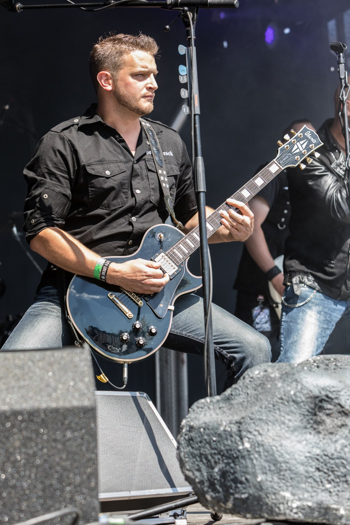 Rock in Flames | Rock The Ring, Hinwil, 23.06.2018