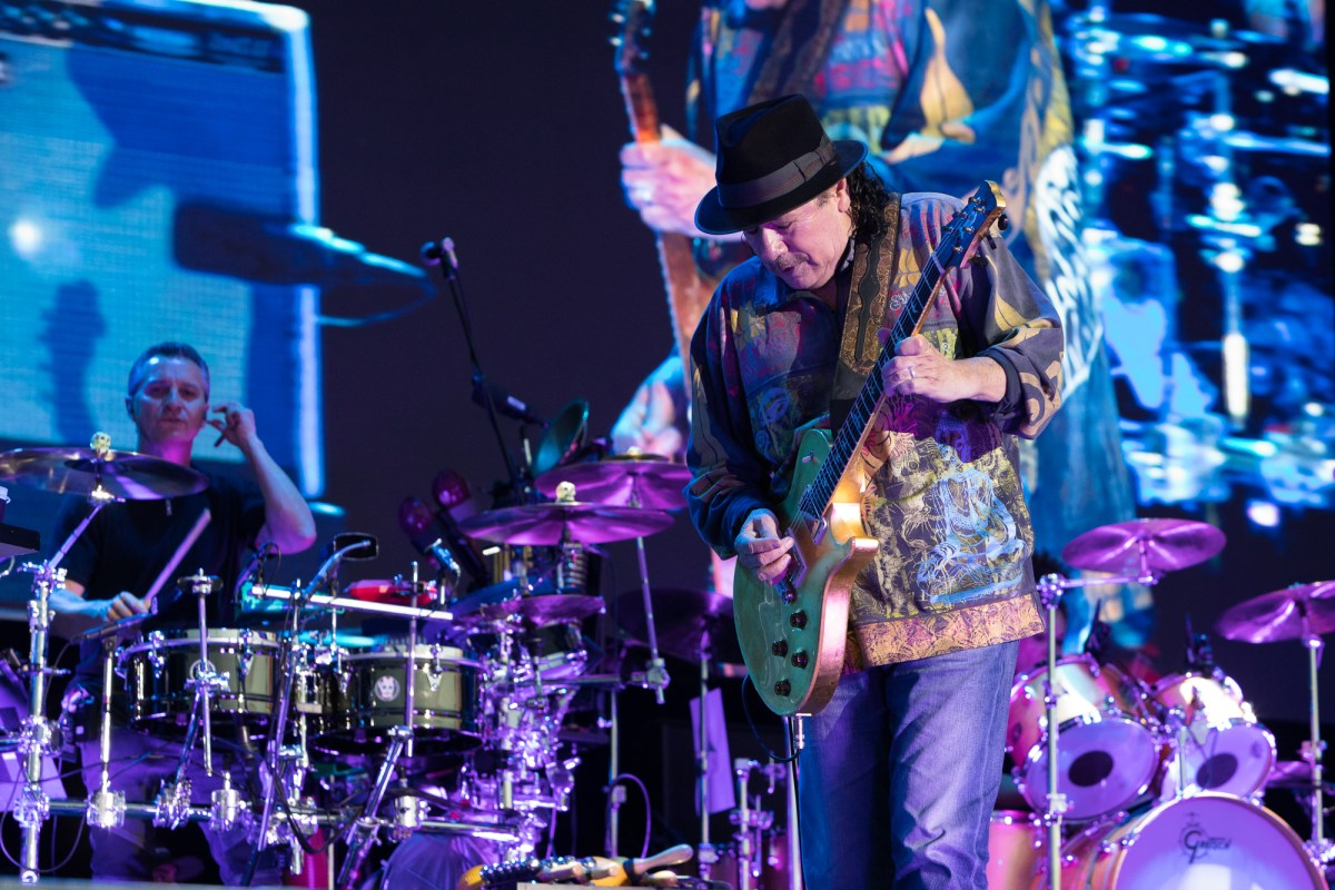 Santana | Rock The Ring, Hinwil, 23.06.2018