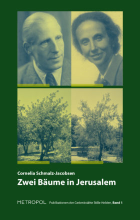 "Reading: ""Zwei Bäume in Jerusalem"". With author Cornelia Schmalz-Jacobsen"