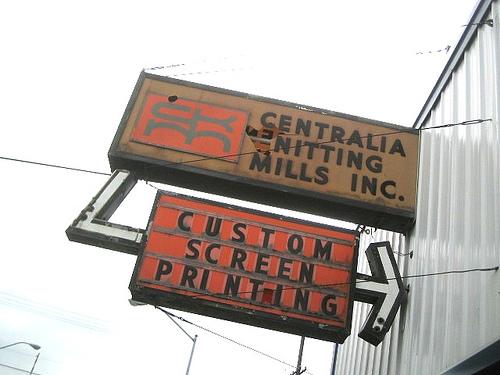 Centralia Knitting Mills
