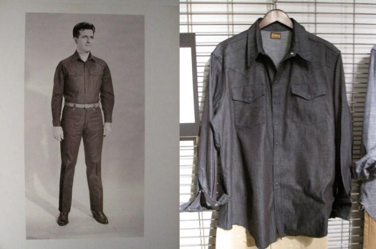 Dickies western shirt