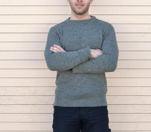 Rivendell Cheviot sweater