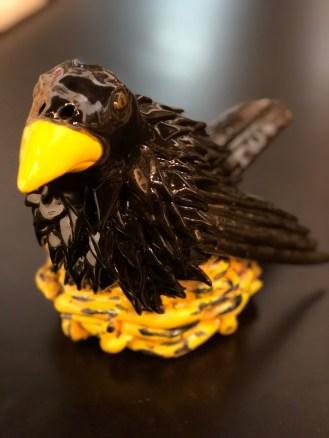 Eric Dahlin _Crow Nesting