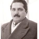 Portrait of Member of Majlis from Gilan