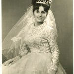 Wedding Portrait of an Armenian-Iranian Bride