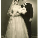 Wedding Portrait of an Armenian-Iranian Couple