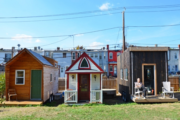 Tiny Houses Could Be The Next Big Thing For Shrinking Rust
