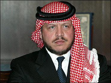 Image result for king abdullah II of Jordan