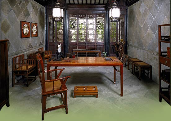 Scholars Library and Study  The Art of Asia  Architecture