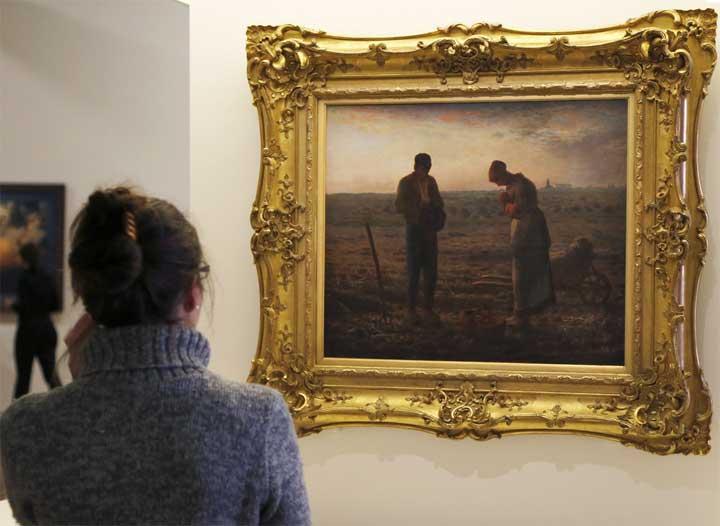 Ֆրանսացի գեղանկարիչ Միլէի «Լ՛անժելիւս»-ը 19-րդ դարուն արցունքներ կը խլէր:
