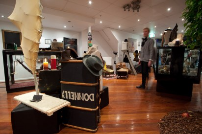 The Artisan Guild and Curiosity Shop