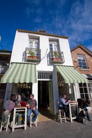 Clipper Cafe in Glebe