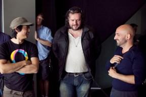 DOP Tony Luu, Director Husein Alicajic, SDC Artistic Director Rafael Bonachela