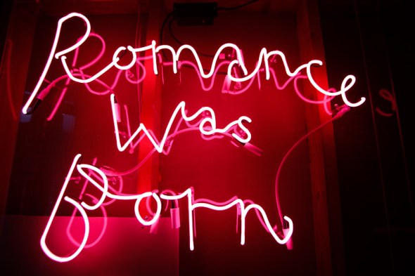 Romance Was Born store opening