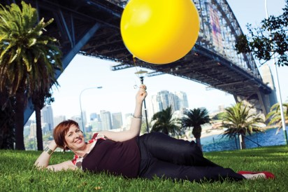 Sydney Festival director Lindy Hume