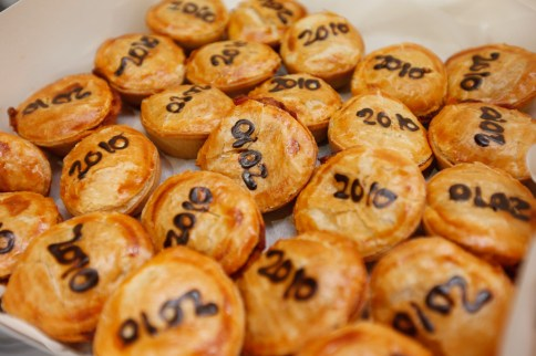 Surry Hills postcode pies from Pie Face