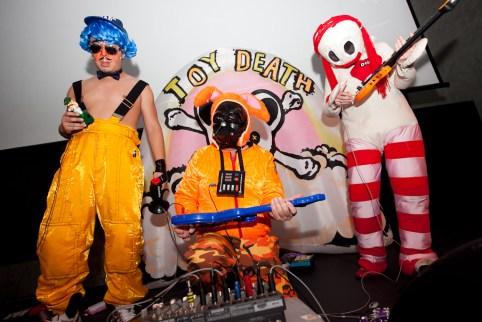 Toy Death