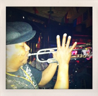 Kermit Ruffins at Vaughans