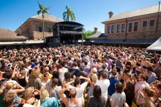 Laneway Festival Sydney 2012
