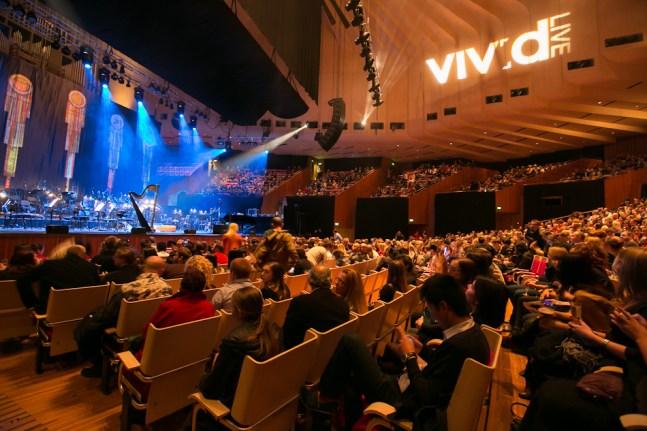 Concert Hall - Vivid Live