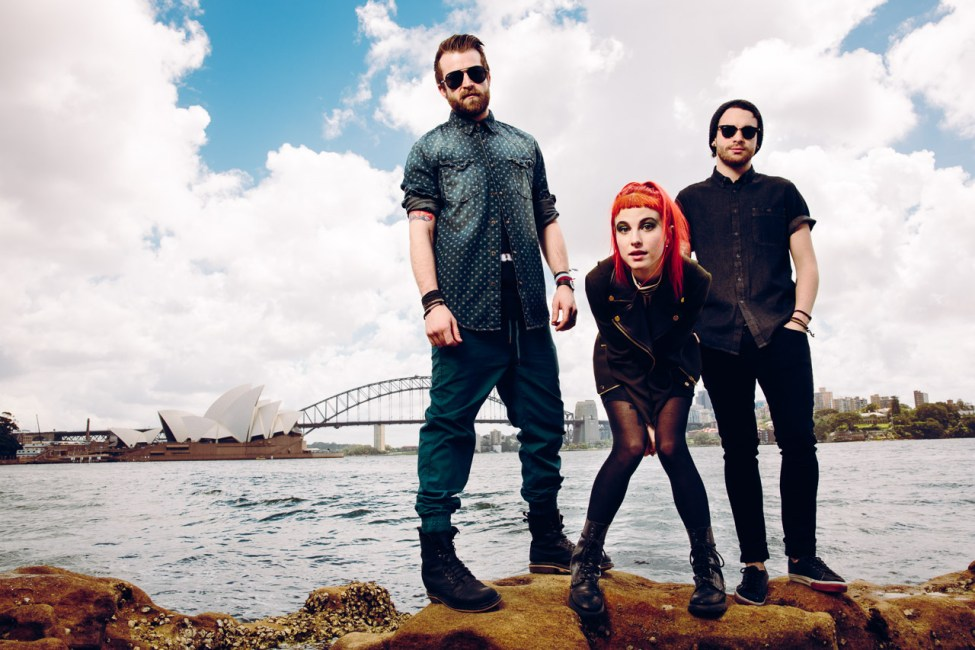 Paramore in Sydney