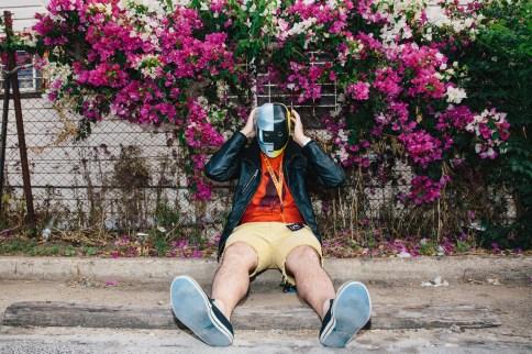 Daft Punk fun Andrew Kemp