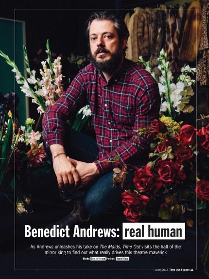 Benedict Andrews