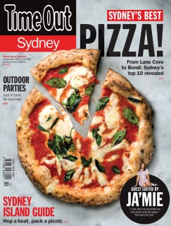 Time Out Sydney November Cover