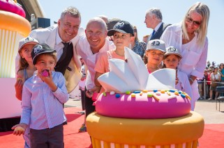 Cake and Song - SOH Turns 40