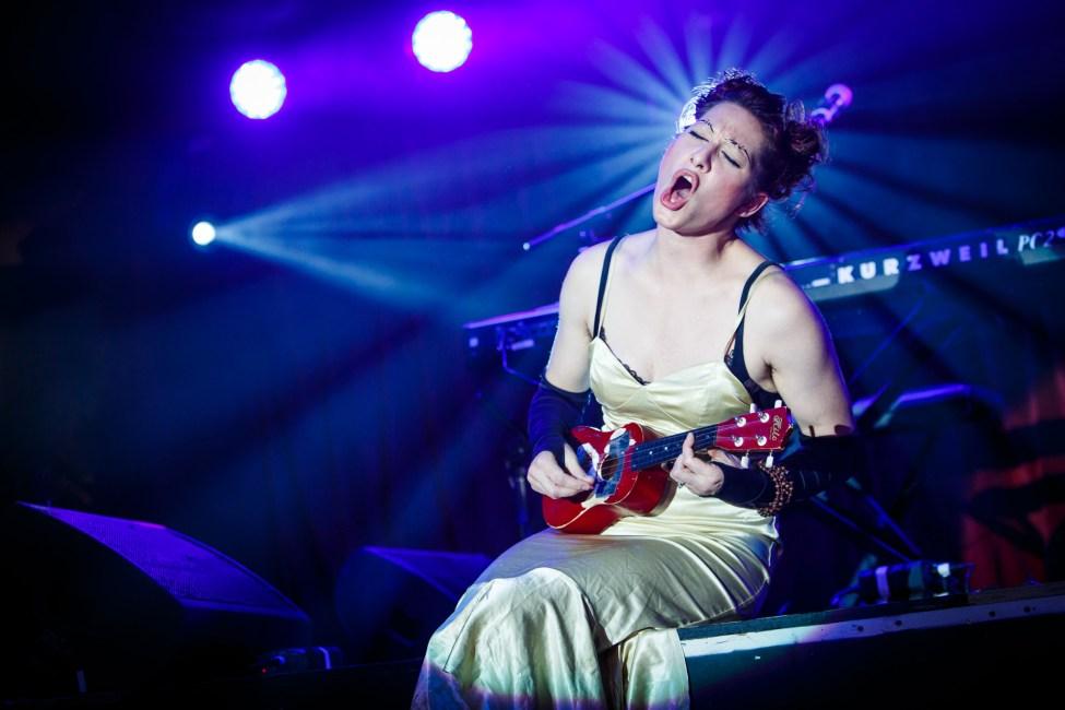 Amanda Palmer at Sydney Festival