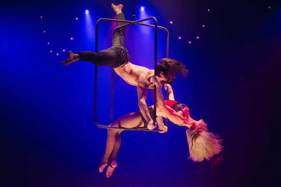 Hugo and Katharine - La Soiree at Sydney Opera House