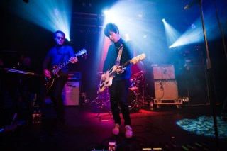 Johnny Marr at Oxford Art Factory for Q