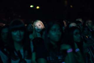 Waiting for 30 Seconds to Mars to go on stage