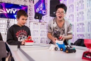 Vivid Ideas 2014 : Tomorrow's Toys