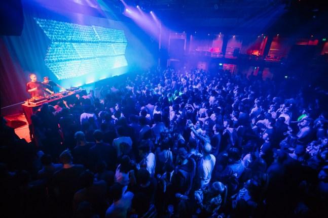 Vivid Live 2014 : Night Slugs - Astral People