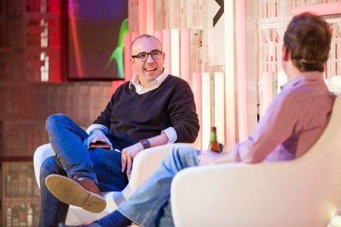Vivid Sydney 2014 : Julian Morrow and Adam Zwar in conversation