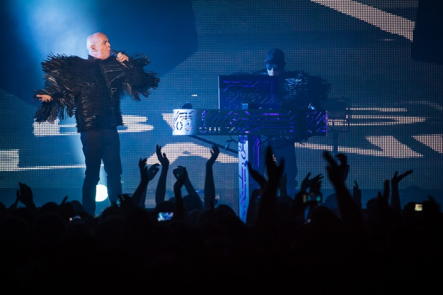 Vivid Sydney 2014 : Pet Shop Boys