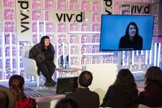 Vivid Sydney 2014 : Antony and Lynette Wallworth - Vivid Ideas