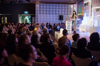 Vivid Sydney 2014 : Candy Chang: On Making Art to Make a Difference